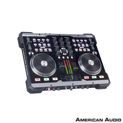 American Audio VMS2 2 Kanal DJ Kontrol Birimi