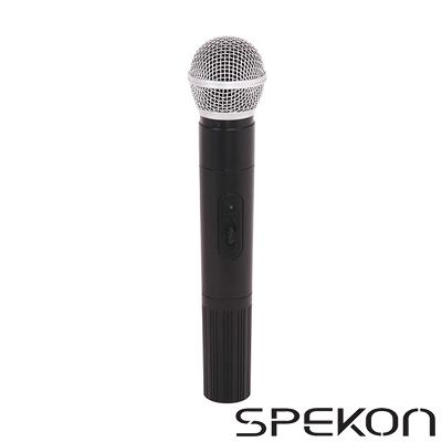 Spekon Vocal 2 El Tipi Telsiz Mikrofon