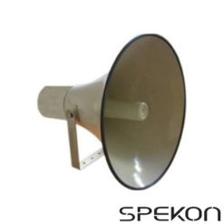 Spekon WFA 16 40 cm Alüminyum Boş Horn