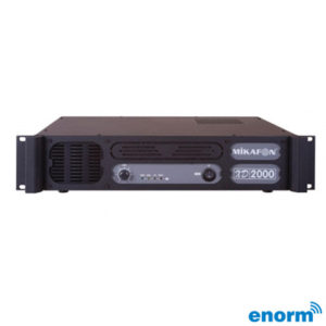 Enorm Xd2000 Power Anfi 2000 Watt 100 Volt