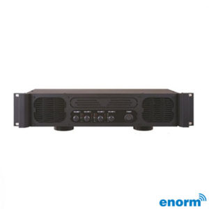 Enorm Xd3000 Power Anfi 2x500 Watt 100 Volt