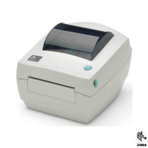 Zebra GC420T Barkod Yazıcı (Seri-Paralel-USB) 203Dpi