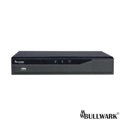Bullwark BLW-N4004P4-D1 4 Kanal Network Kayıt Cihazı