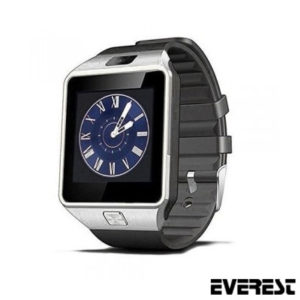 EVEREST EW-504 BLUETOOTH GÜMÜŞ AKILLI SAAT