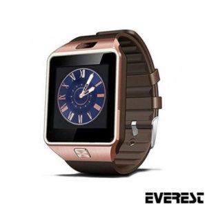 EVEREST EW-504 BLUETOOTH GOLD AKILLI SAAT