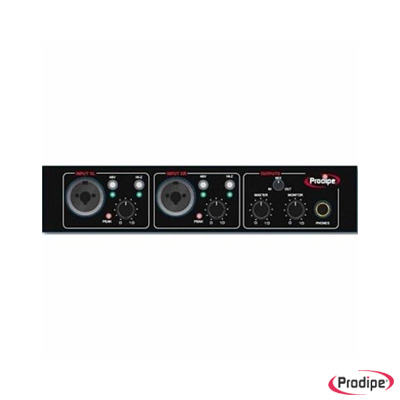 Prodipe Studio 22 Pro Usb Profesyonel Stüdyo Ses Kartı