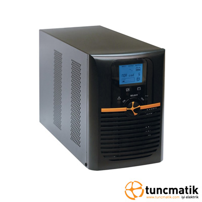 Tunçmatik Newtech Pro II 2KVA 5/15 Dk. Ups