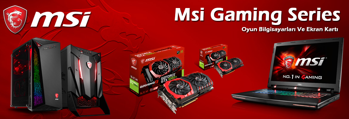 msi gamint series