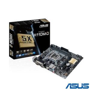 Asus H110M-D DDR4 S+V+GL 1151 (mATX)