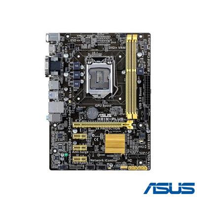Asus H81M-PLUS/DDR3 1600MHz S+V+GL+16X 1150p