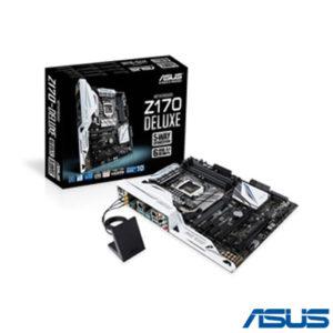 Asus Z170-DELUXE DDR4 3733MHz S+V+GL 1151 USB3.1