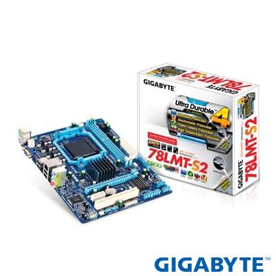 Gigabyte 78LMT-S2 DDR3 S+V+GL AM3+(mATX)