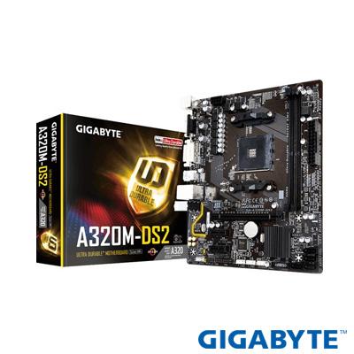 Gigabyte GA-A320M-DS2 S+V+GL DDR4 AM4 (mATX)