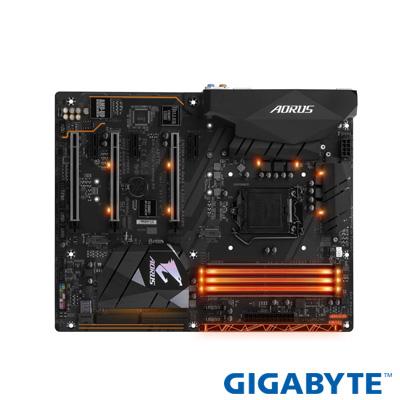 Gigabyte Z270X-GAMING K5 DDR4 S+V+GL 1151p (ATX)