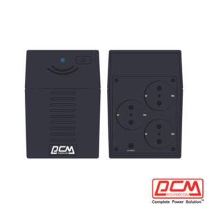 Powercom RPT 600VA Line İnteractive UPS 5-15 Dk