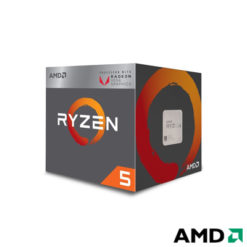AMD Ryzen 5 2400G 3.6/3.9GHz AM4