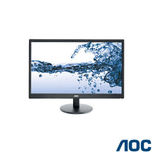 "AOC 21.5"" E2270SWHN LED Monitör 5ms Siyah WIDE"