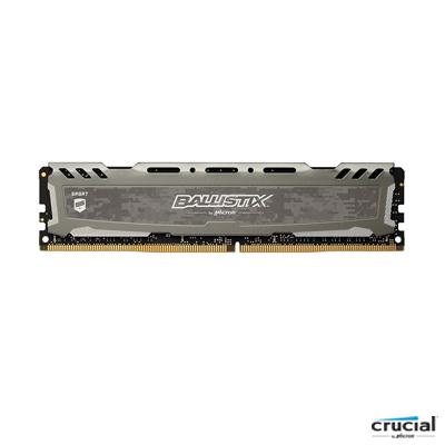 Crucial 16GB 2666MHz DDR4 BLS16G4D26BFSB CL16 Gri