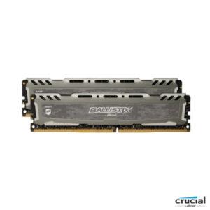 Crucial 2x8 16GB 2400MHz DDR4 BLS2C8G4D240FSB CL16 Gri
