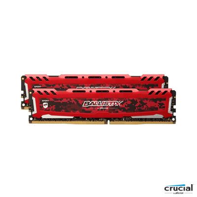 Crucial 2x8 16GB 2400MHz DDR4 BLS2C8G4D240FSE CL16 Gri