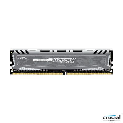 Crucial 4GB 2400MHz DDR4 BLS4G4D240FSB CL16 Gri