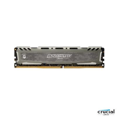 Crucial 4GB 2666 DDR4 BLS4G4D26BFSB CL16 Gri