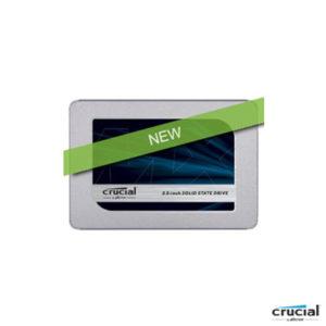 Crucial 500GB MX500 SSD Disk CT500MX500SSD1