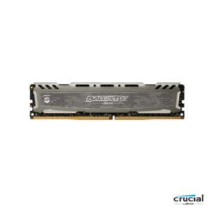 Crucial 8GB 2666MHz DDR4 BLS8G4D26BFSB CL16 Gri