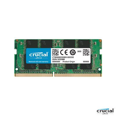 Crucial NTB 4GB 2400MHz DDR4 CL17 CT4G4SFS824A