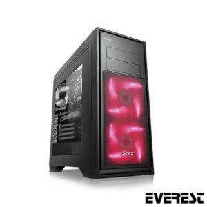 Everest Rampage Titan 750W Kasa Siyah