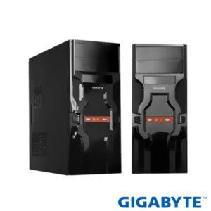 Gigabyte GZ-F10 500W Mid Tower Kasa Siyah