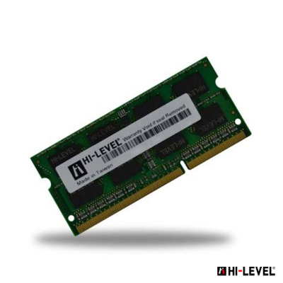 HI-LEVEL NTB 8GB 2400MHz DDR4 SOPC19200D4/8