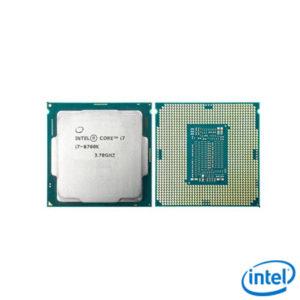 Intel i7-8700K 3.7 GHz 12M 1151p-V.8 Fansız-Tray