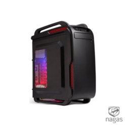 Nagas G666 600W Atx Siyah Oyuncu Kasası