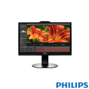 "Philips 23,8"" 241P6VPJKEB IPS 4K LED Monitör 5ms"