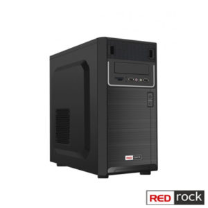 Redrock M216BS Mini Tower Peak 250W Siyah-Gümüş