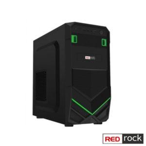 Redrock M220BG Mini Tower Peak 250W/Siyah/Yeşil