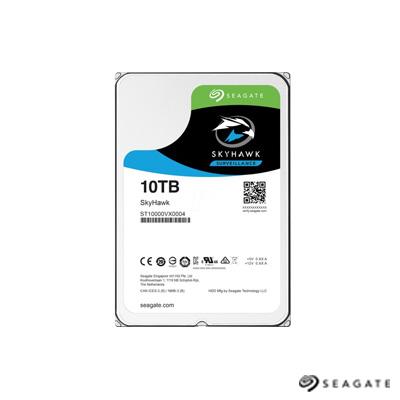 """Seagate SKYHAWK 3,5"""" 10TB 256MB 7200 ST10000VX0004"""