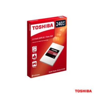 Toshiba 240GB A100 Series SSD Disk THN-S101Z2400E8