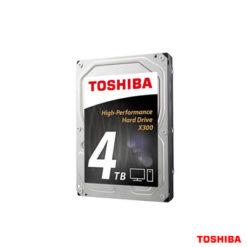 "Toshiba x300 3,5"" 4TB 128MB 7200RPM HDWE140UZSVA"