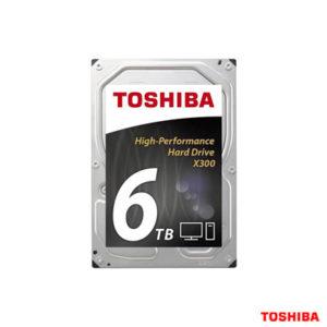 "Toshiba x300 3,5"" 6TB 128MB 7200RPM HDWE160UZSVA"