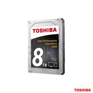 """Toshiba x300 3,5"""" 8TB 128MB 7200RPM HDWF180UZSVA"""