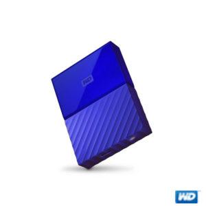 """WD 2.5"""" 2TB My Passport Mavi USB3.0 WDBYFT0020BBL"""