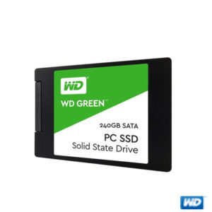 WD 240GB Green Series 3D-NAND SSD Disk WDS240G2G0A