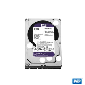 "WD PURPLE 3,5"" 6TB 64MB 5400RPM WD60PURZ"