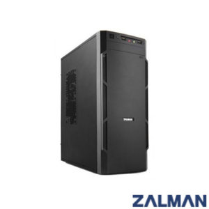 Zalman ZM-T1 Plus Mini Tower Kasa Siyah
