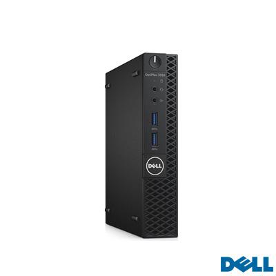 Dell OptiPlex 3050MFF i3-7100T 4GB 500GB UBUNTU