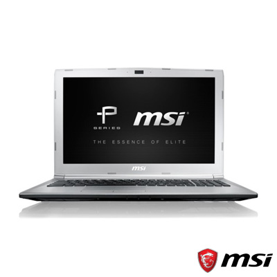 MSI PL62 7RC-276XTR I5-7300HQ 4GB 1TB 15,6 DOS