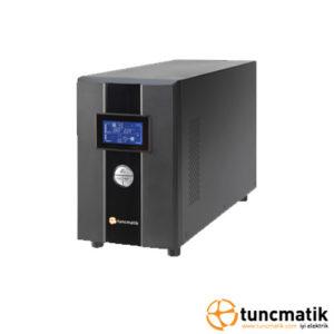 Tunçmatik Newtech Pro 1 kVA Ups