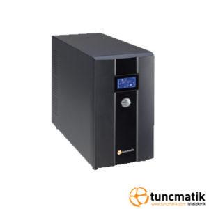 Tunçmatik Newtech Pro 3 kVA Ups